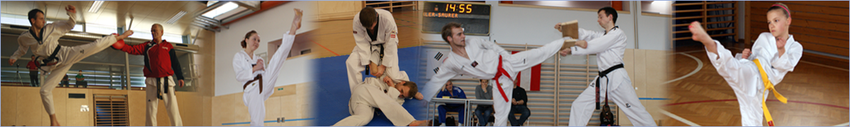 Trainings Impressionen TKD Vorau
